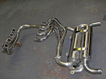 Hayward Amp Scott Gallery Of Exhausts And Manifolds