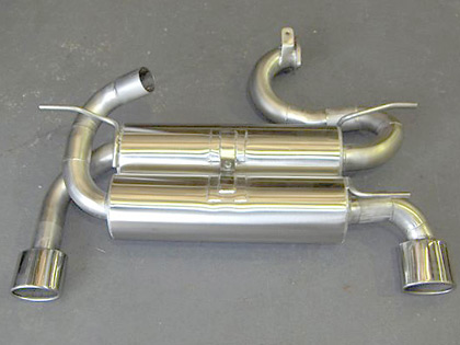 Noble M12 Sports exhaust
