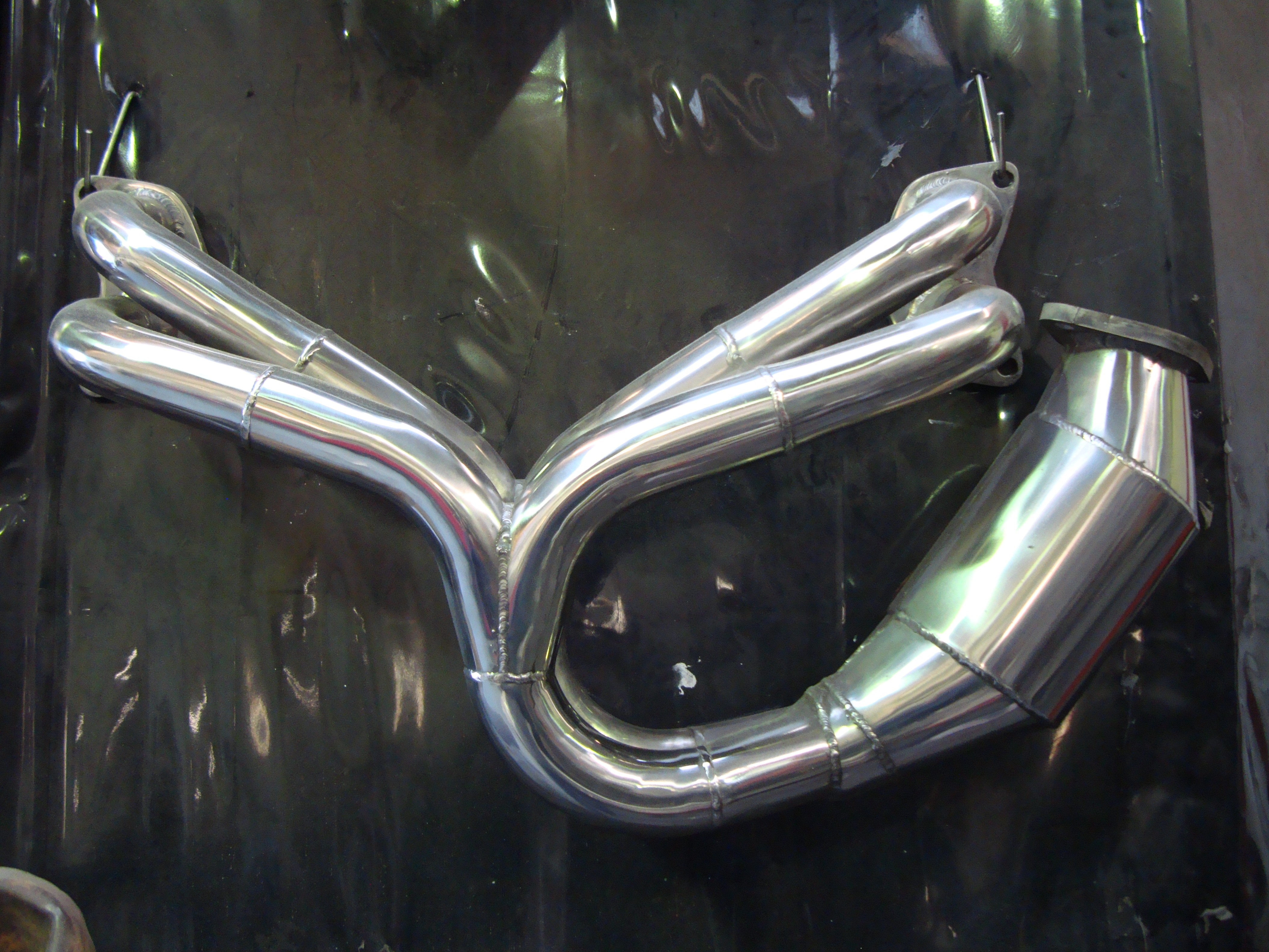 Toyota GT86 Manifold with High Flow Cat