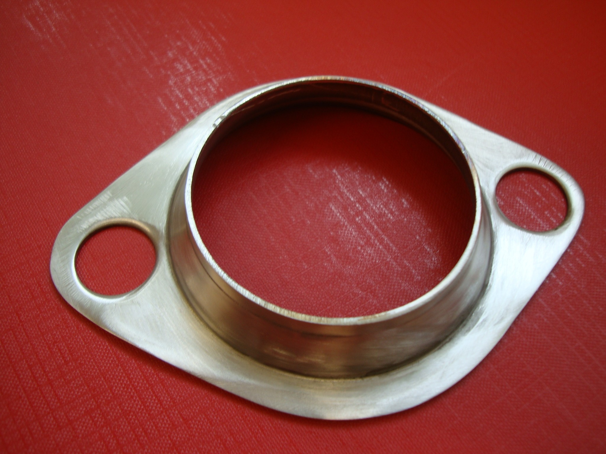 """3"""" Centre to Standard fit Downpipe/Cat Pipe Conical Gasket Adapter"""