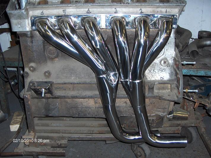Jaguar XK150 LHD Manifold