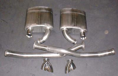 993 De-Cat Pipes