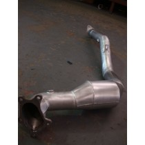 Subaru Legacy GT Spec B 2004 (Twin Scroll) Downpipe with 200 Cell High Flow Cat (Auto)