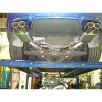 BMW M5 F10 V8 TWIN TURBO BACKBOXES