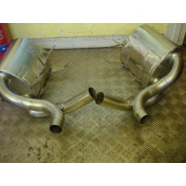 997 Pair of sports silencers