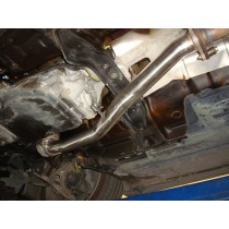 Subaru Legacy GT Spec B Twin Scroll 2nd de-Cat Pipe for Automatic Gearbox