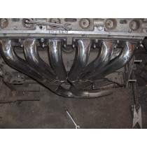 Jaguar XK120 Manifolds for Twin Run Exhaust