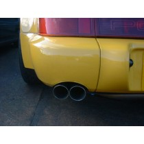 993 Turbo 4 - Quad tail pipes