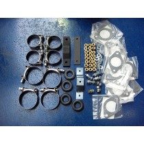 Jaguar V12 E-Type Manifold + System Fitting Kit