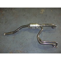 Subaru non-Turbo Manifold with 200 Cell High flow cat