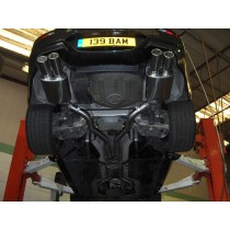 BMW M6 Rear Boxes E63/64