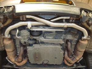 Porsche 997 Gen 2 Centre Silencer Replacement Pipe