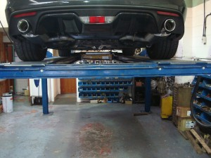 Ford Mustang 2015/2016 V8