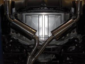 Toyota GT86 Cat Back System