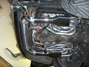 Porsche 964 Complete System twin outlet