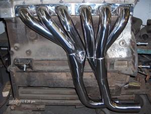 Jaguar XK140 LHD Manifold