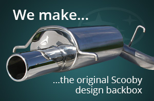 We make the original design Scooby backbox